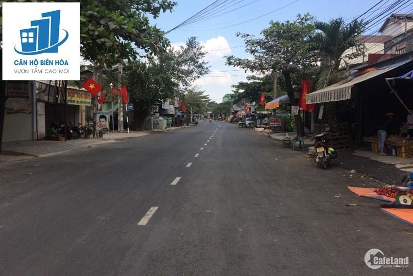 Bán nhà mặt tiền Nguyễn Văn Tiên chợ 26 SHR, Biên Hòa Đồng Nai. LHDương 081 203