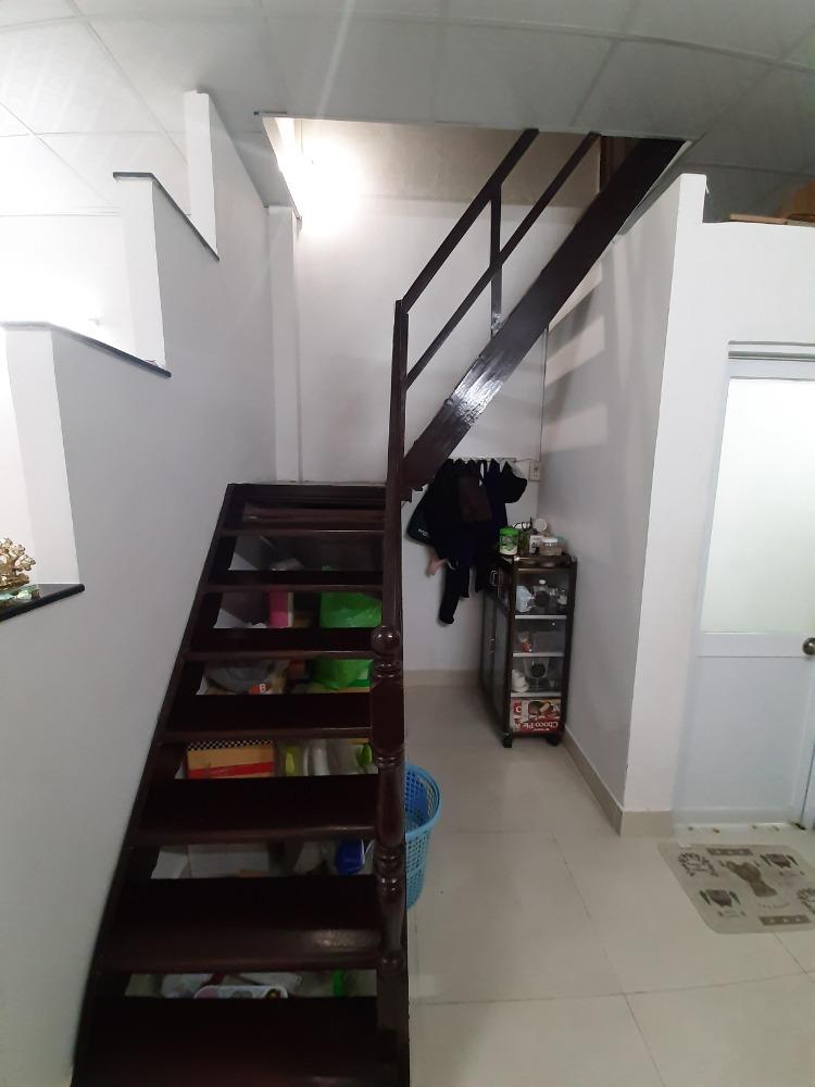 Bán nhà 2 mặt hẻm, phuờng 26, quận Bình Thạnh, giá tốt