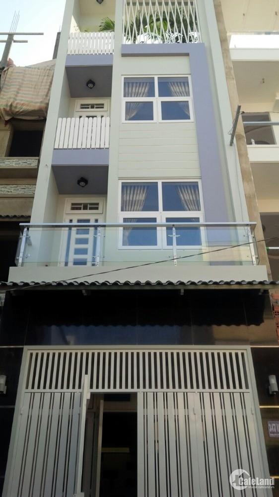 Bán nhà HXH, Nguyễn Thượng Hiền, Bình Thạnh. DT: 30m2 Bán: 3.6 tỷ