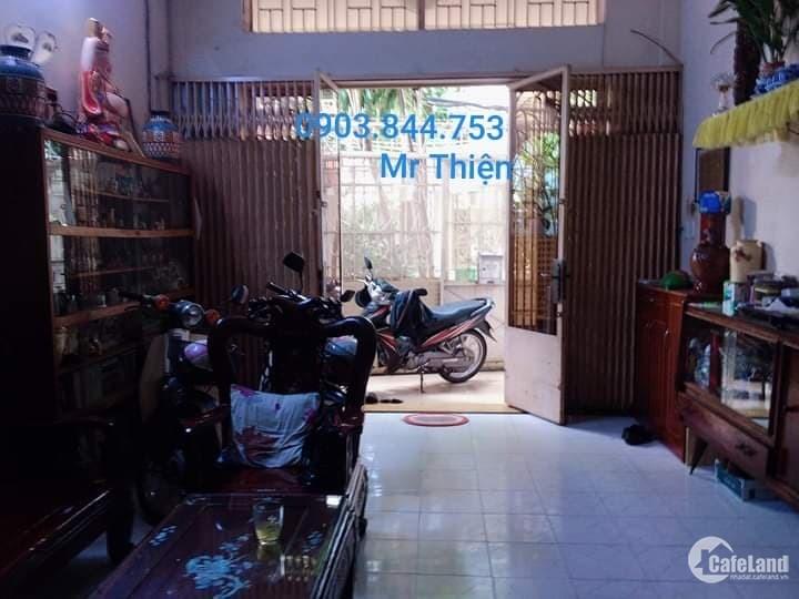 Nhà xinh 2 mặt hẻm tọa lạc tại Phan Chu Trinh Bình Thạnh 46m2 giá hời