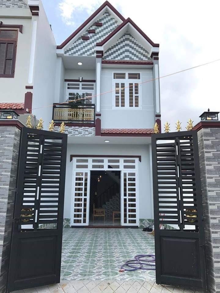 Kẹt tiền bán gấp căn nhà ngay KCN Cầu Tràm