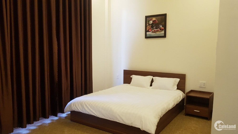Bán khách sạn tại mặt tiền đường Tô Hiến Thành, Phường 3, Đà lạt, Lâm đồng