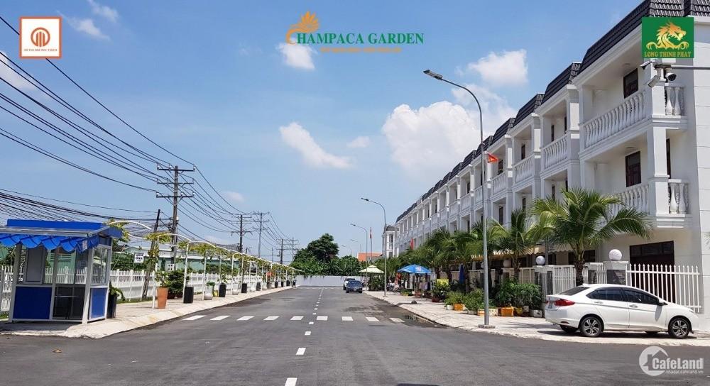 Champaca Garden – Nơi an cư lý tưởng – Chốn đầu tư sinh lời