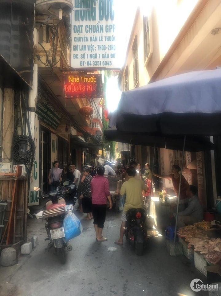Chính chủ cần bán nhà phố quang trung hà đông sát chợ kinh doanh cả ngày và đêm