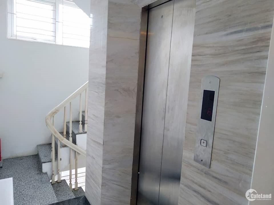 Nhà mặt phố Bà Triệu 190m2 xây 12 tầng thang máy, mặt tiền 6,5m. Giá 120 Tỷ