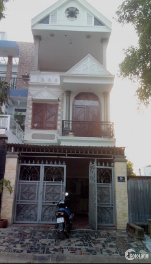 Cần bán căn nhà phố 1 trệt 3 lầu - Bình Chánh - giá 1,5 tỷ, SHR
