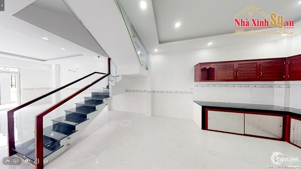 Cần bán gấp nhà 1 trệt 2 lầu mới xây có Sổ Hồng Riêng 1ty9 chính chủ