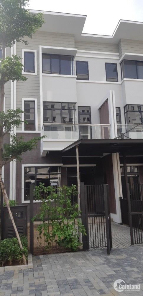 Nhà phố đảo thiên đường khu đô thị mizuki park mặt tiền Nguyễn Văn Linh