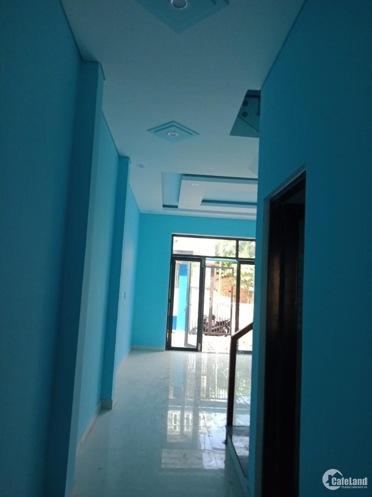 Cần bán nhà 2 tầng mới xây, kiệt ô tô, đường bình kỳ, hòa quý, ngũ hành sơn, giá