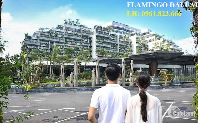 Tránh ô nhiễm không khí ở Hà Nội, mua ngay căn hộ 5 sao ở Flamingo Đại Lải chỉ v