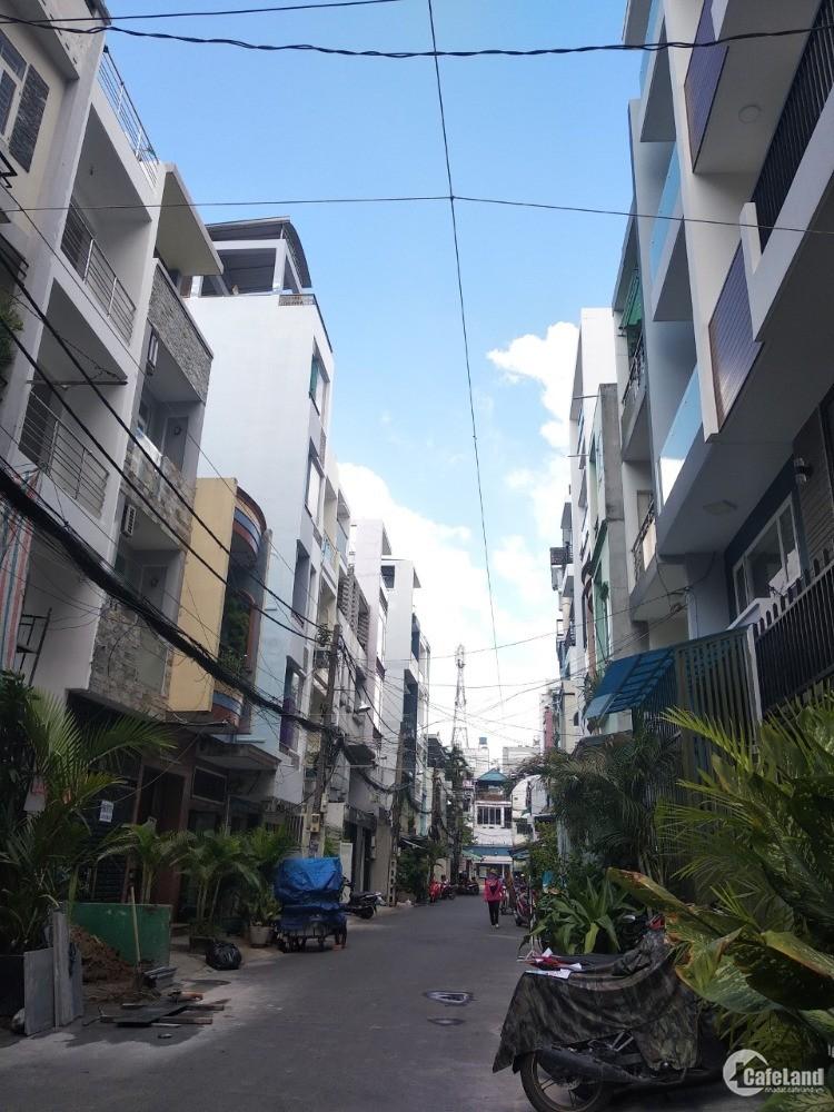 Cần bán gấp nhà ở Bùi Viện, P.Phạm Ngũ Lão, Quận 1, DT: 3.8x15m, giá 12.8 tỷ