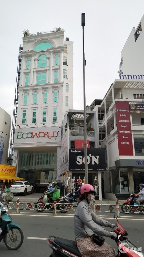 Bán tòa nhà cao ốc đường Nam Quốc Cang, Phạm ngũ Lão , Quận 1 - Giá 85 tỷ-090977