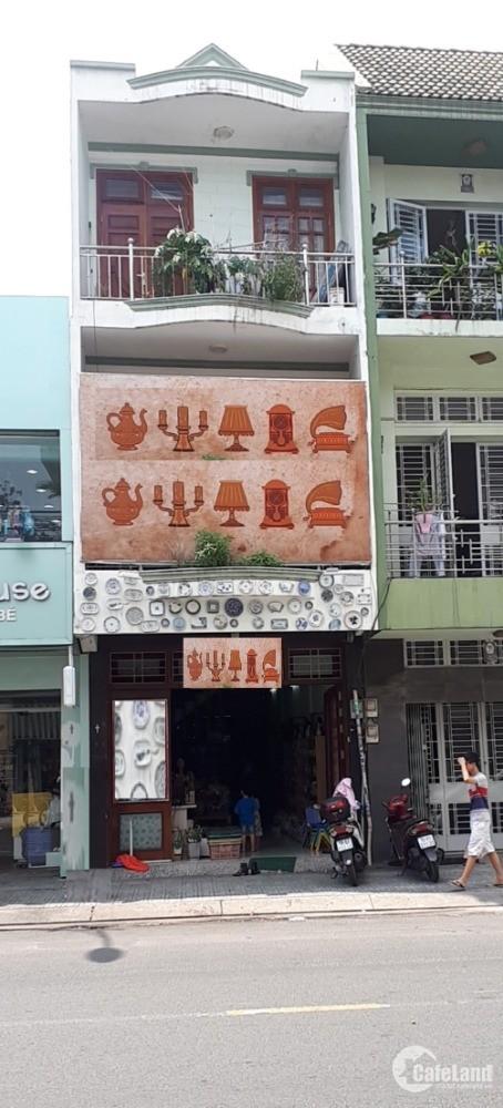 Bán nhà Mặt tiền - Đường nhánh lớn Trần Quang Khải, P.Tân Định, Q.1