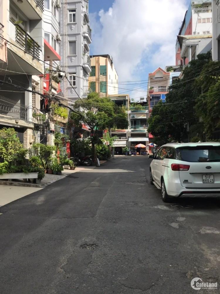 Bán nhà hẻm 4m đường Cao Thắng, DT: 4.1x11m, 2 lầu sân thượng, giá: 8.9 tỷ