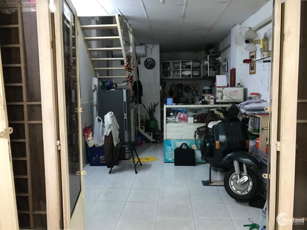 Bán nhà trên Hẻm Thành Thái 25m2,  Phường 14 Quận 10