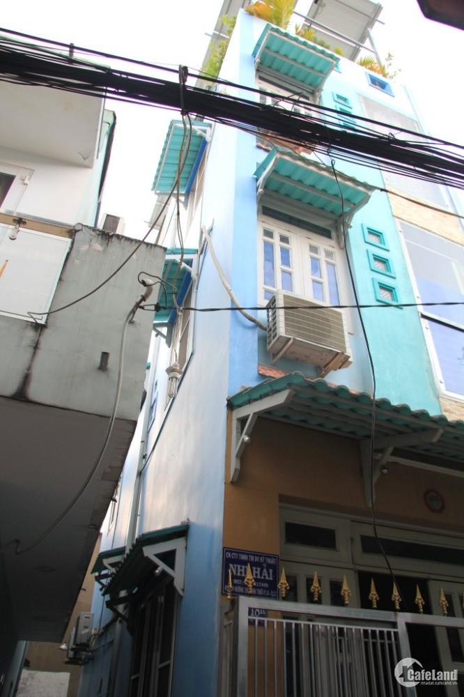 Cần bán nhà đẹp tại HXH tại đường 100 Bình Thới, quận 11, giá tốt
