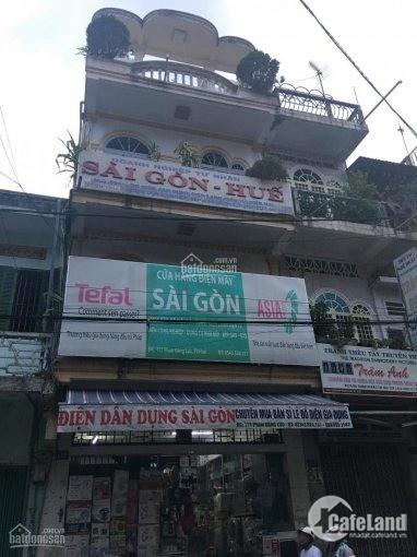 Bán nhà mặt tiền kinh doanh, Bến Phú Lâm,P9,Q6,Dt 51m2,giá 5 tỷ 4.