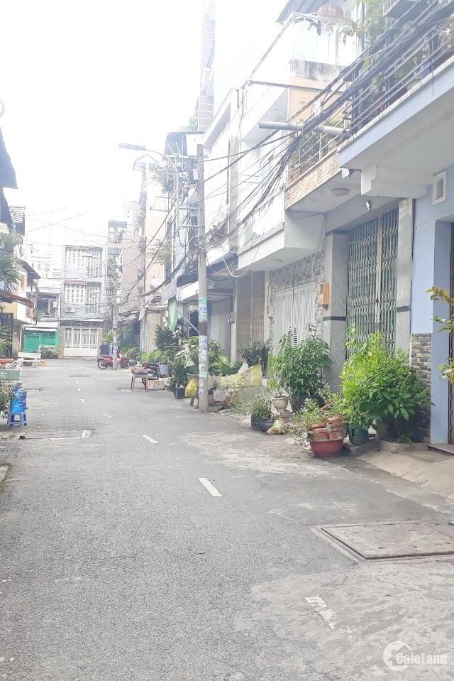 Bán nhà mặt tiền đường Nguyễn Đức Ngữ Phường 5 Quận 8, DT: 4x11m