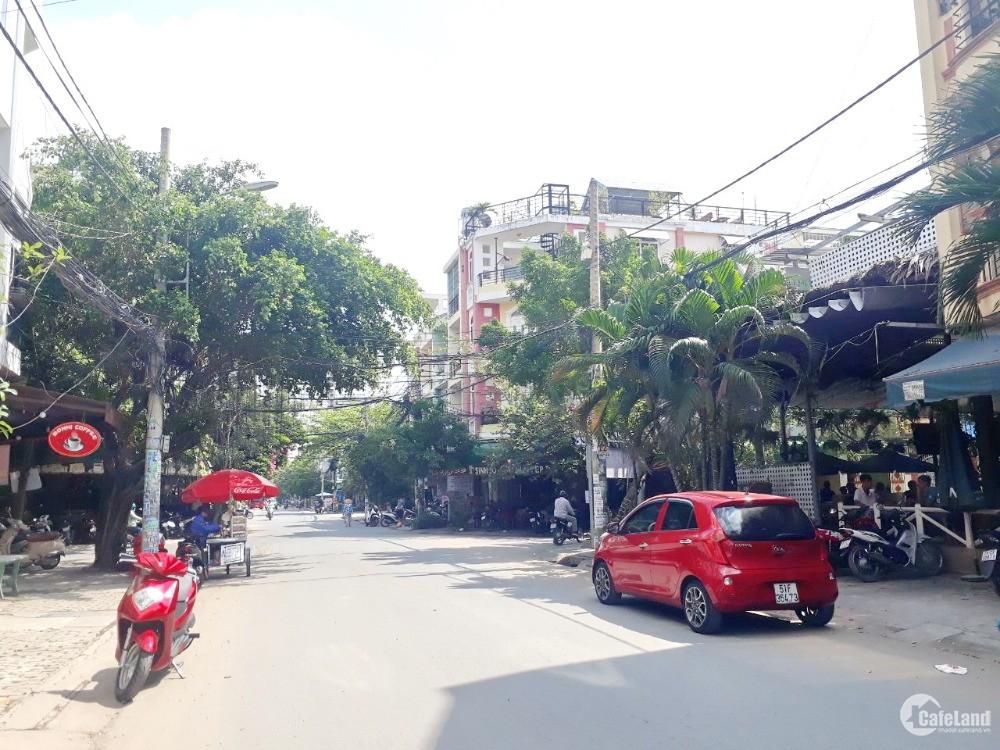 Bán 2 căn liền kề mặt tiền đường Nguyễn Thị Mười Phường 4 Quận 8