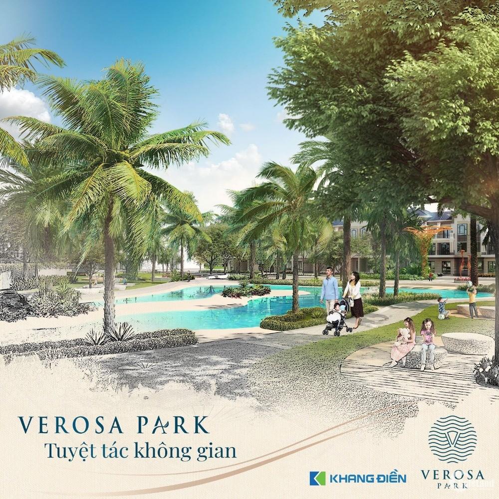 Đầu tư nhà phố Verosa Park ngay hôm nay, tiềm năng sinh lời trong tương lai