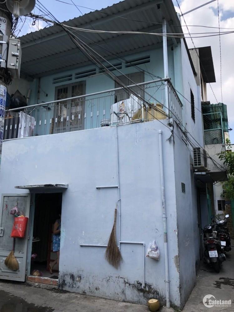 Nhà có việc cần bán căn nhà Quận Gò Vấp