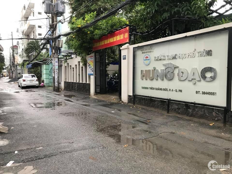 Bán nhà Thích Quảng Đức 46m2 3 Tầng Phú Nhuận.Sổ Hồng Riêng.