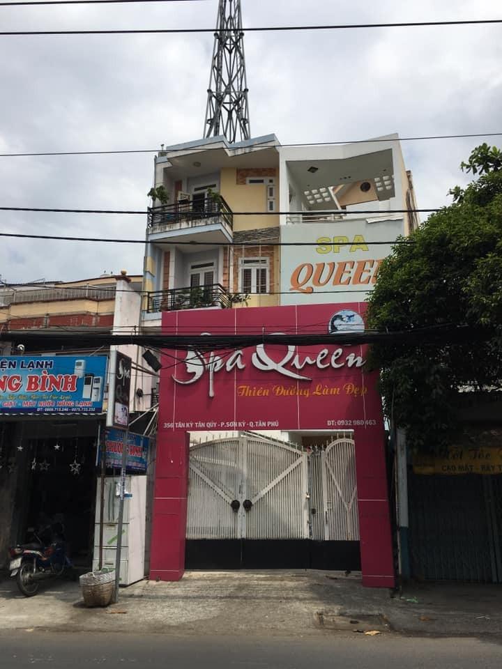 Bán nhà 3 lầu MTKD Tân Kỳ Tân Quý (dt 4.5x26m, giá 13 tỷ)