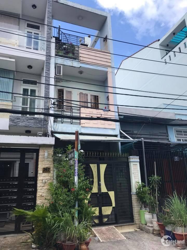 Nhà xuống giá mặt tiền kinh doanh Lê Sao, Q. Tân Phú