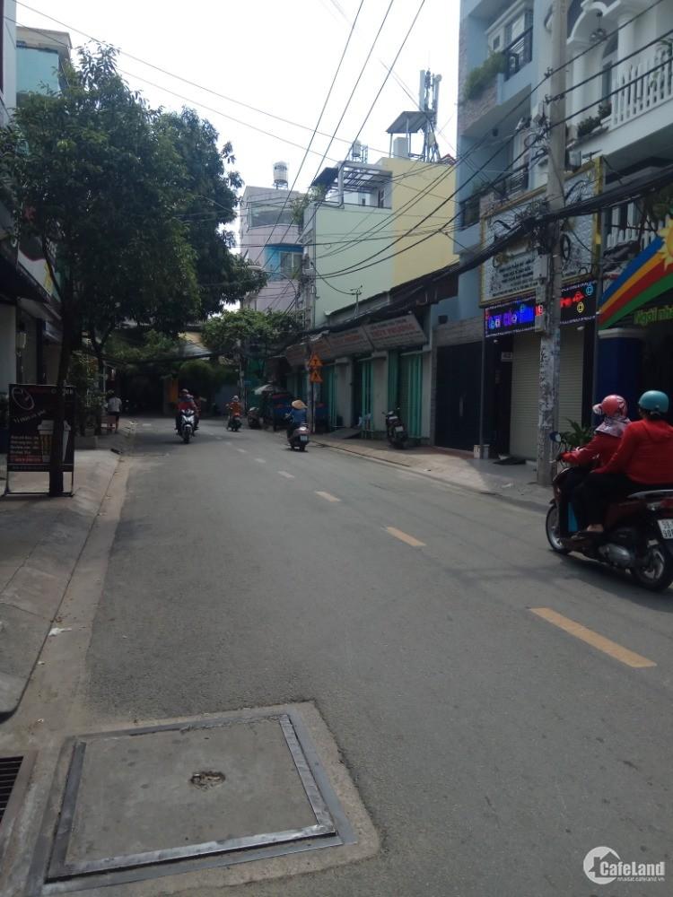 Bán nhà hẻm xe hơi gần Chế Lan Viên Tân Phú, 67m2, giá 5,2 tỷ.