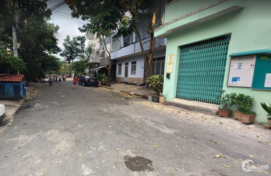 Bán nhà Mới 1 trệt 1 lầu, sân thượng, 2PN, 2WC Hẻm Xe hơi, Tây Thạnh, Tân Phú.