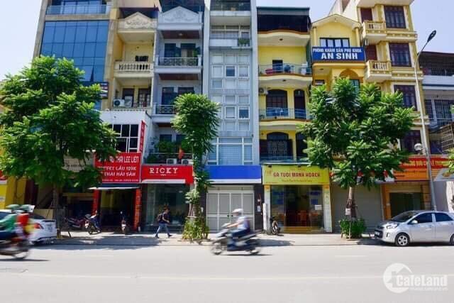 MP Kim Giang Thanh Xuân  lô góc 2 mặt tiền kinh doanh khủng vỉ hè.70m x3 tầng 16