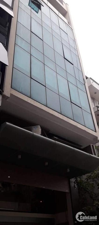Bán tòa nhà 8 tầng thang máy Nguyễn Xiển,ô tô tránh,vỉa hè,kinh doanh, 55m2x8t