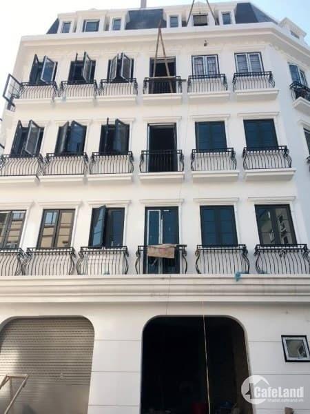 Chính chủ bán nhà mặt phố 7 tầng, có hầm, đường 30M giá 30ty. LH: 0988 266 206