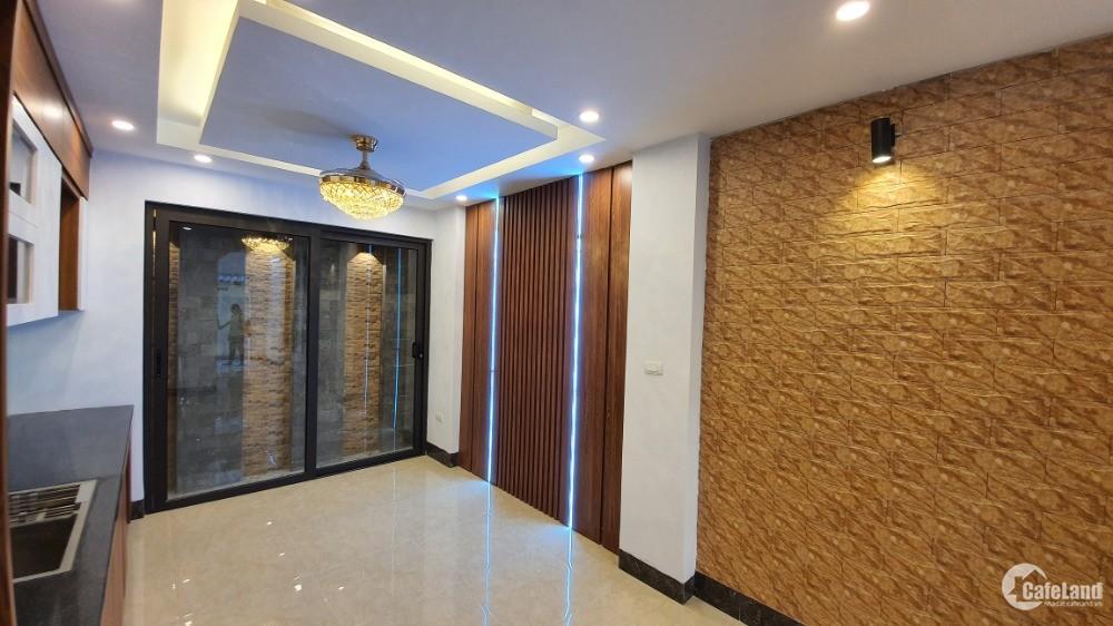 Chính chủ bán nhà Hồ Tùng Mậu, Cầu Giấy, Hà nội. DT 40m2x5tầng, 4,2 tỷ