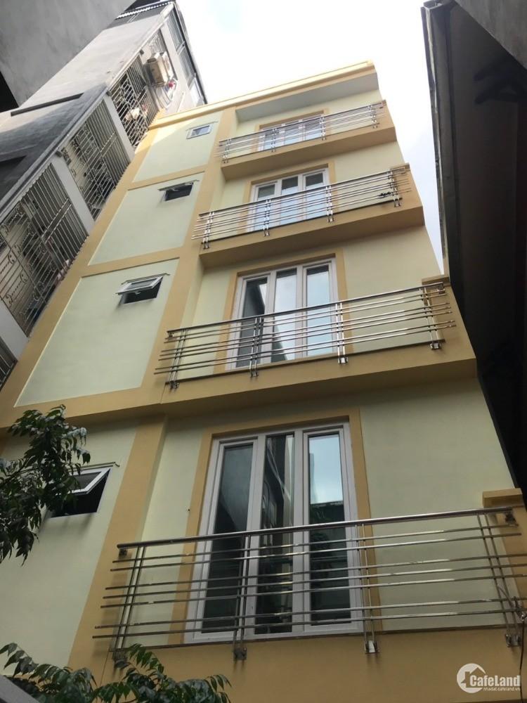 Cần bán gấp cho ông anh nhà 5 tầng ở Nguyễn Ngọc Vũ - Trung Hòa.