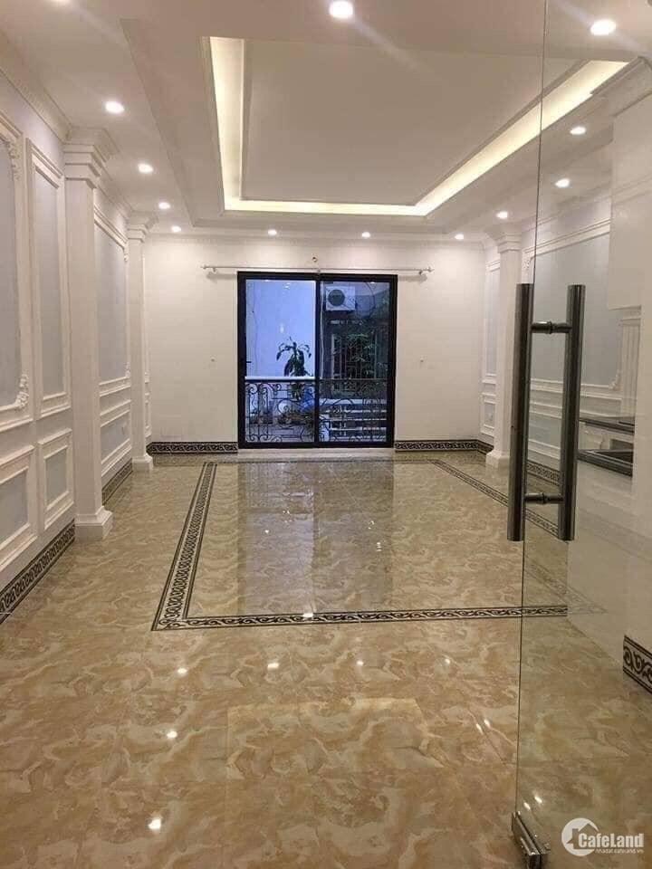 Bán nhà Thái Hà, kinh doanh, văn phòng, ô tô tránh, thang máy, DT 60m2, 6 tầng.