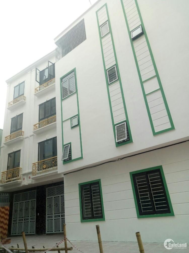 Chính chủ cần bán nhà xây 4 tầng tại Vạn Phúc, Hà Đông, HN