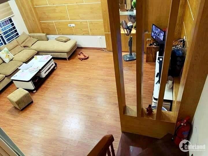 Nhà đẹp mua ngay tặng nội thất Nguyễn Đức Cảnh 51m2 5T 3.5 tỷ.