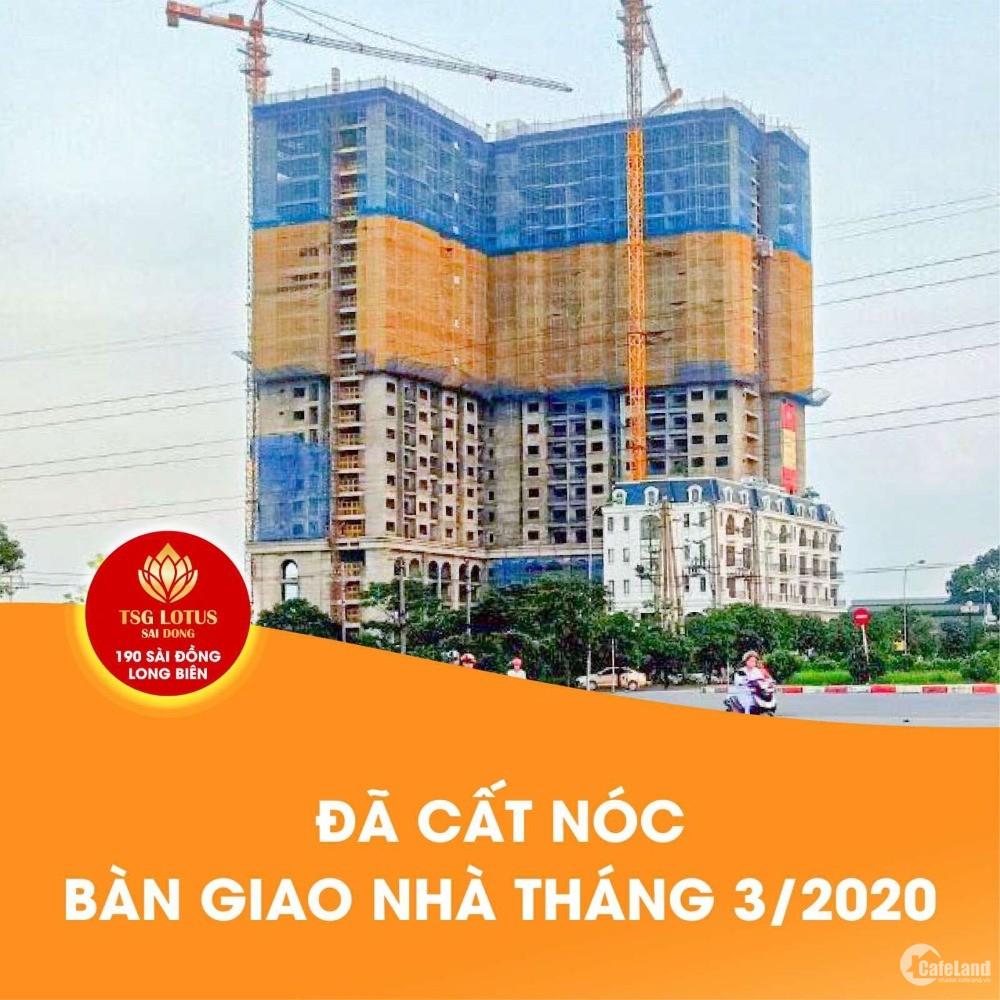 Cơ hội cuối cùng sở hữu căn hộ 2PN đối diện Biệt thự Vinhomes - Giá chỉ 1,872 tỷ
