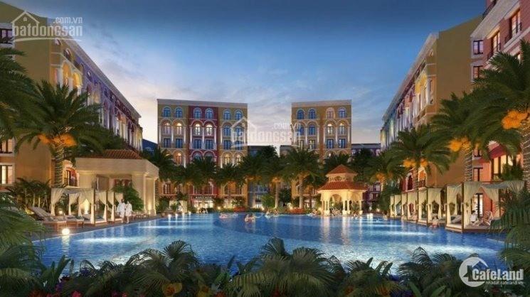Chính chủ cần bán Shophouse 24 phòng, cạnh ngay phố Đi Bộ, view hồ bơi