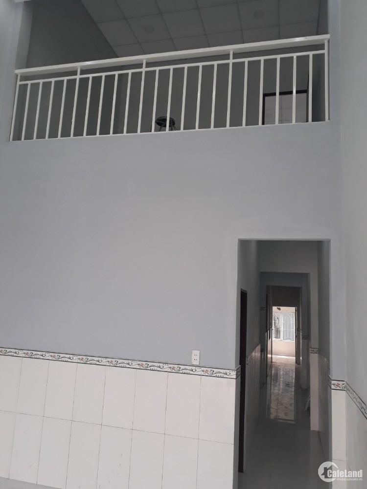 Bán nhà đẹp mới xây HXH Phường Hiệp Thành, Q.12, HCM, giá tốt