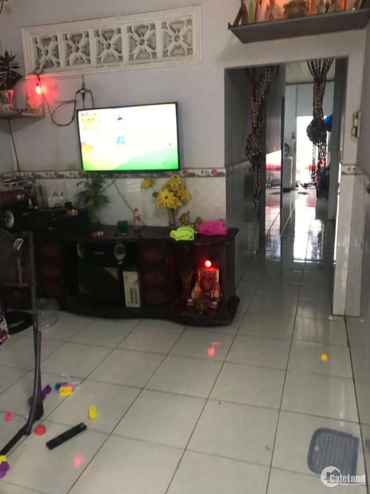 Cần bán nhà cấp 4 đường Nguyễn Văn Quá quận 12 nở hậu