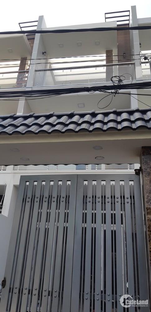 Bán nhà 3 tầng chính chủ tại 716/24 Trường Chinh, P. Tân Hưng Thuận, Q. 12,HCM