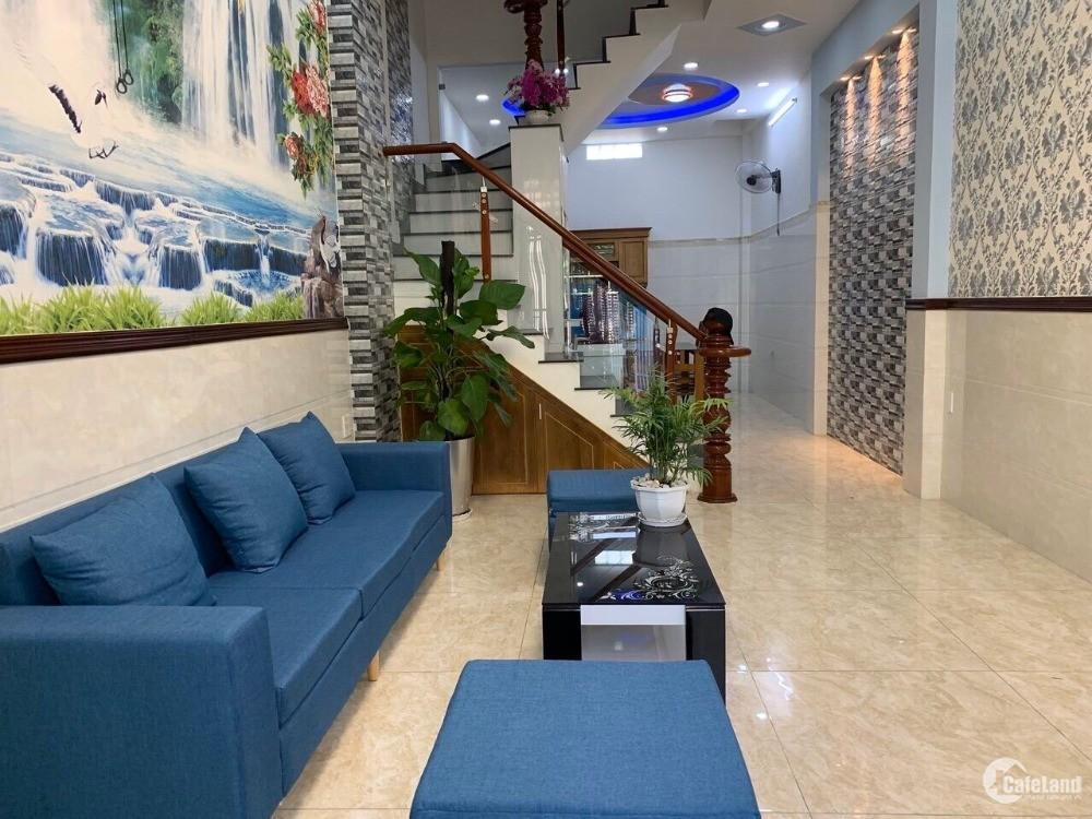 Cần tiên bán gấp nhà ,hai mặt tiền , HXH, Nguyễn Trãi  Q.5. DT 4.2x13, giá 7tỷ7