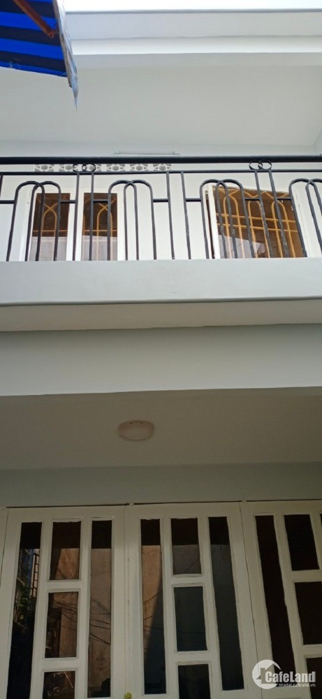Bán nhà giấy tay 4x11m hẻm 675 Trần Xuân Soạn Phường Tân Hưng Quận 7