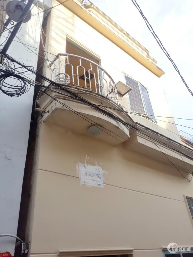 Bán gấp nhà 1 lầu hẻm thẳng Đường 17 phường Tân Thuận Tây Quận 7
