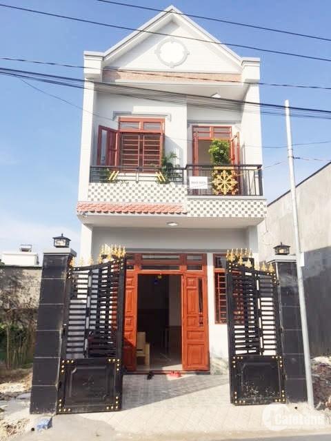 Không ở nên bán căn nhà 1 trệt 1 lầu đường An Dương Vương, quận 8, giá 1 tỷ 8.
