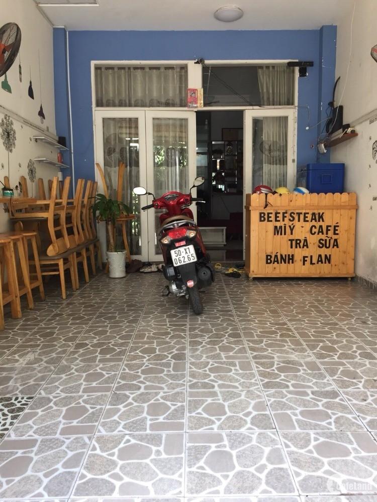 Bán nhà 1 trệt  2 lầu ,mt kinh doanh đường số 10 Tăng Nhơn Phú B , dt 70m2
