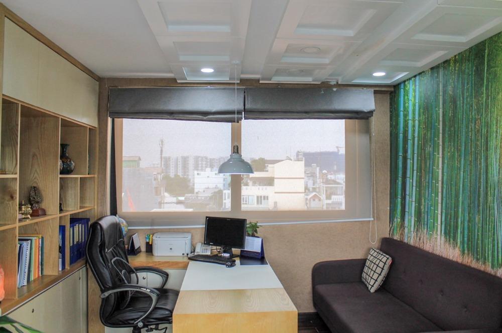 cần bán tòa nhà văn phòng tại quận Bình Tân