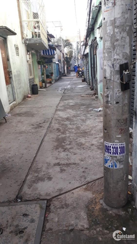 Cần bán gấp nhà chính chủ mới xây đường Chiến Lược, Bình Trị Đông, Bình Tân